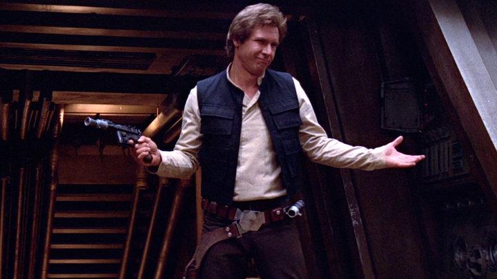 Han Solo Official Secrets