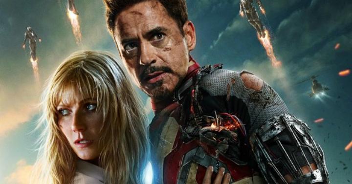 Captain America Iron Man 3