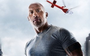 Dwayne Johnson Rampage